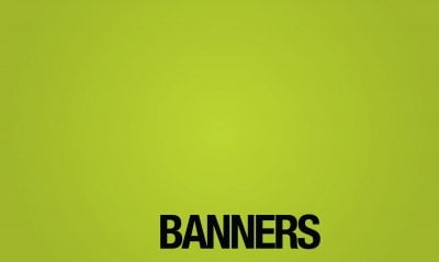 Banners - Banners