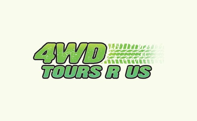 4WD tours - Logos