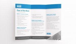 CKS Brochure 300x174 - CKS 6pp DL Brochure