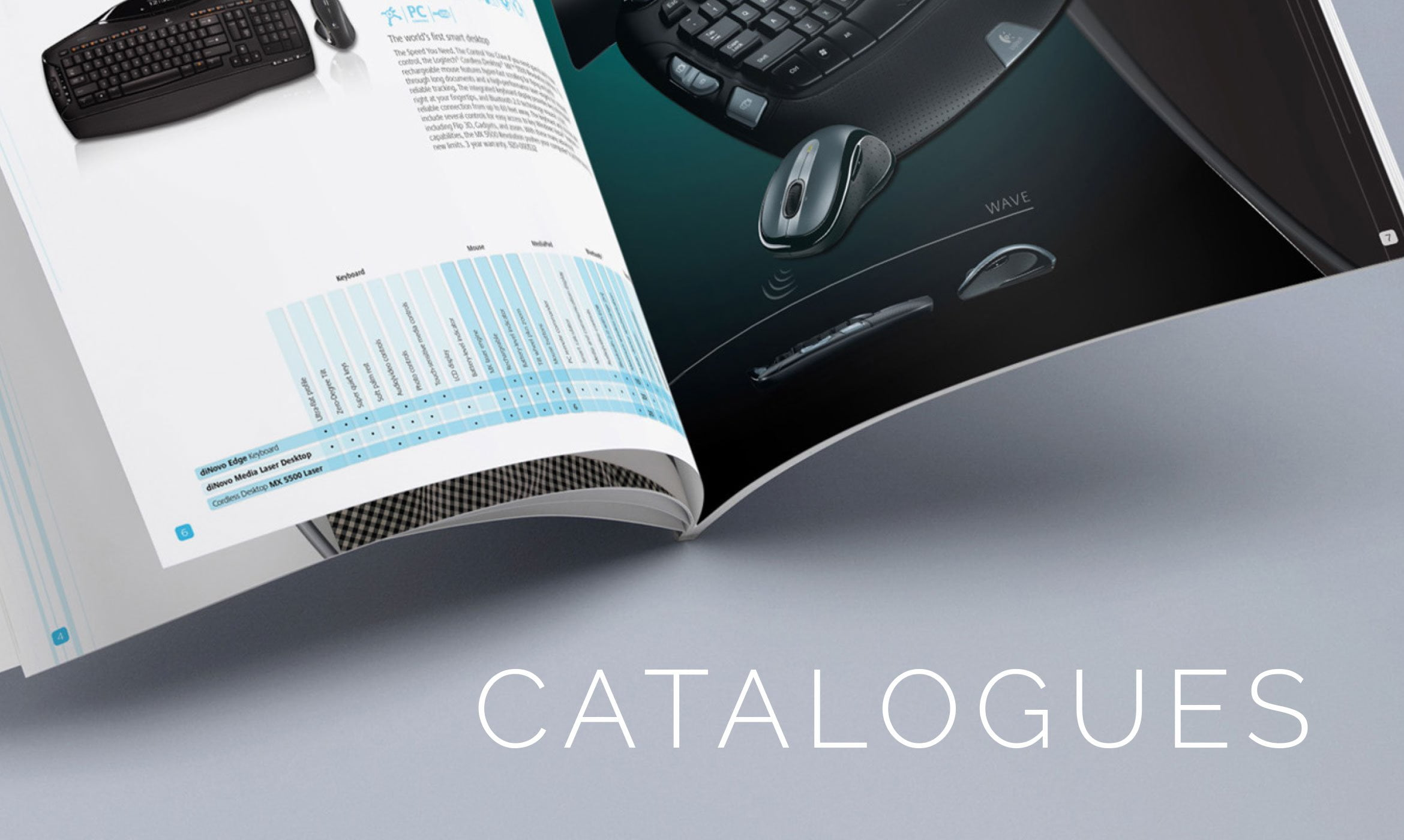 Catalogues 1 - Home