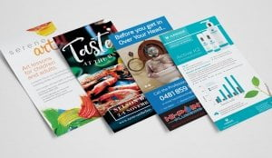 Various DL Brochure 300x174 - Various DL Brochures