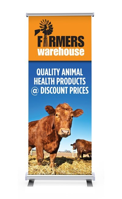 farmers warehouse banner - Banners