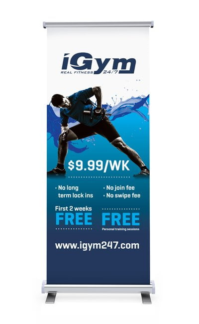 igym banner - Banners